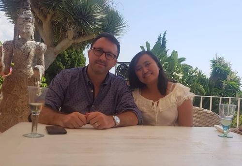 Reylita und Stephan Pineau