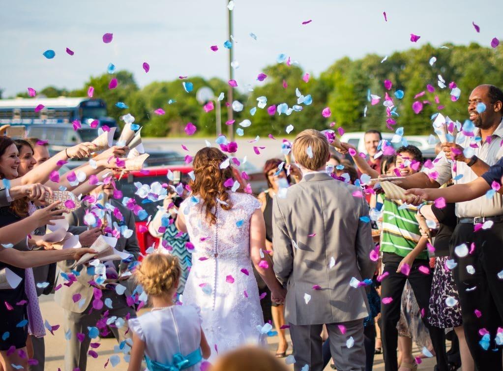 Bräuche zur Hochzeit