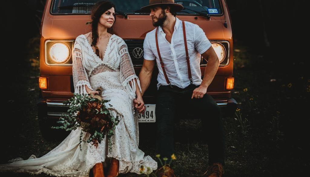 Boho-Hochzeit | 9 Dinge, die du über die moderne Hippie-Hochzeit wissen solltest