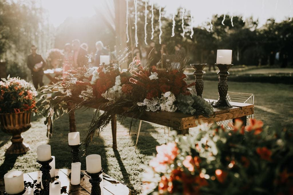 Location Bohemian Hochzeit
